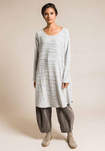 Oska Oversized Varali Dress in Moon