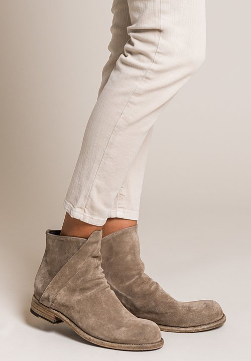 Officine Creative Hubble Softy Ankle Boot in Ardesia