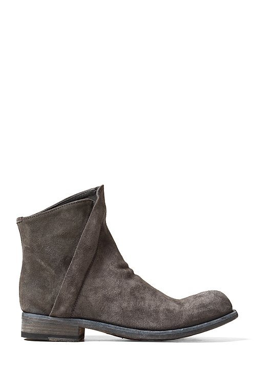 Officine Creative Hubble Softy Ankle Boot in Lavagna