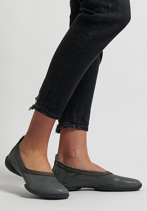 Trippen Hope Slip-On Shoe in Beton