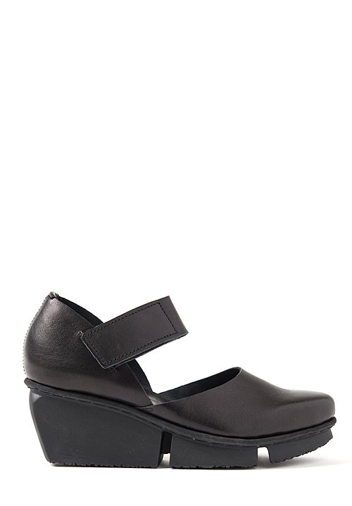 Trippen Hostess Shoe in Black