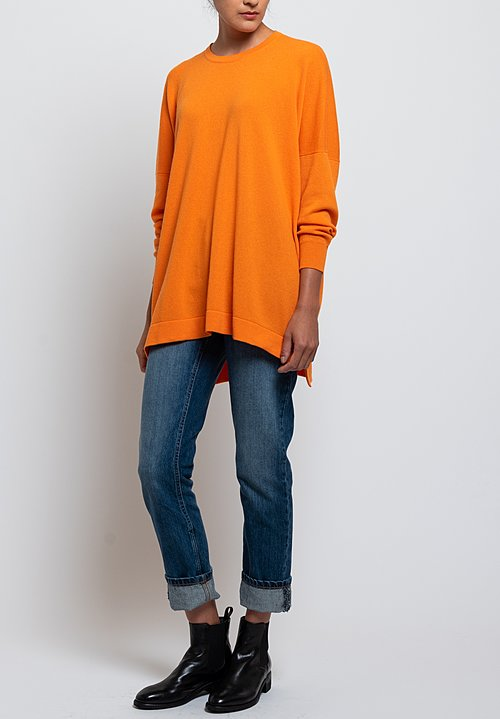 Hania New York Marley Sweater in Nasturtium