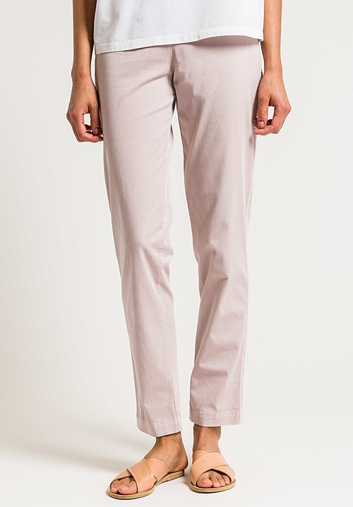 Oska Cotton Ropa Pants in Rose