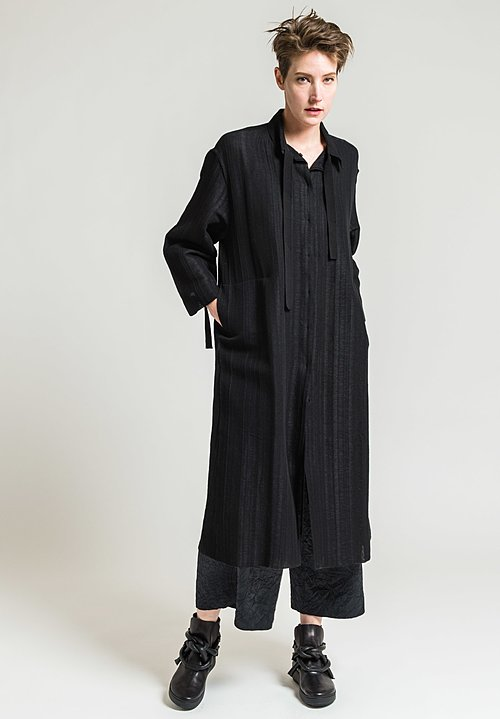 Boboutic Shirt Dress in Black