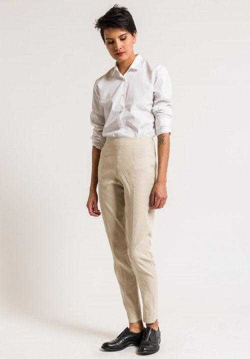 Peter O. Mahler Seam Pants in Sand