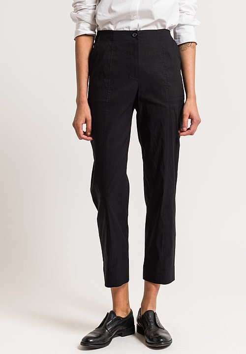 Peter O. Mahler Comfort Pants in Black