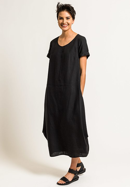 Oska Brixi Dress in Black