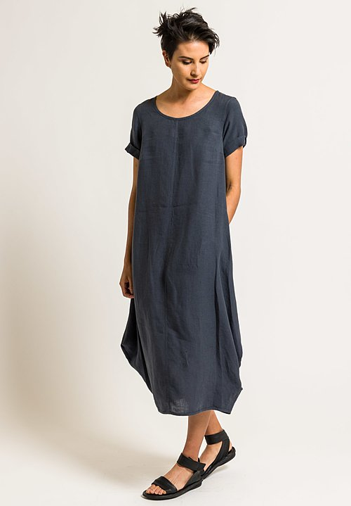 Oska Brixi Dress in Denim