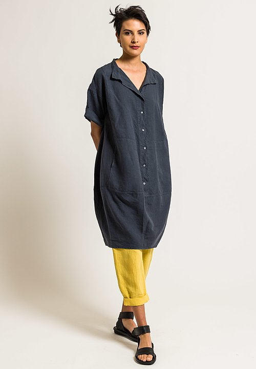 Oska Beria Dress in Denim