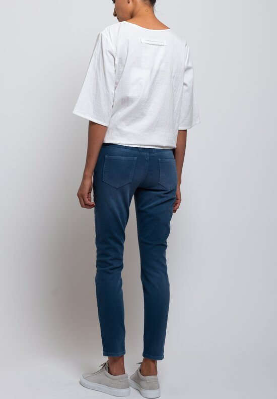 Closed Baker Cropped Narrow Jeans in Worker