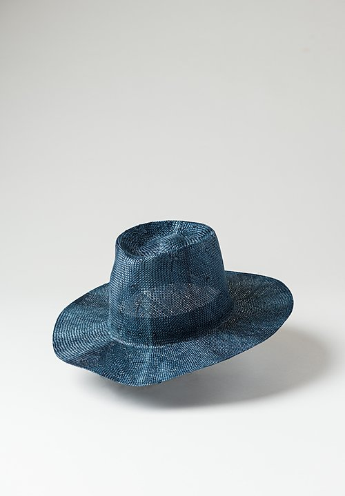 c95a32f6a05 Reinhard Plank Small Nana Hat in Indigo Stone Washed ...