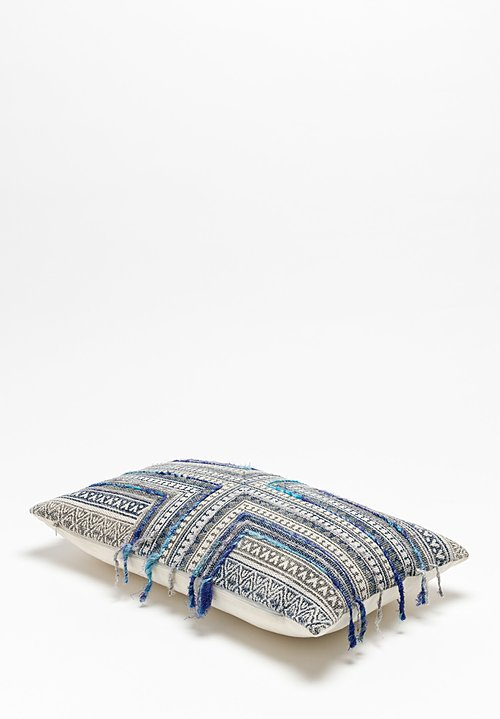 Patmos Pillow in Blue