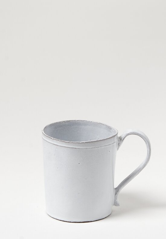 Astier de Villatte Simple Mug in White
