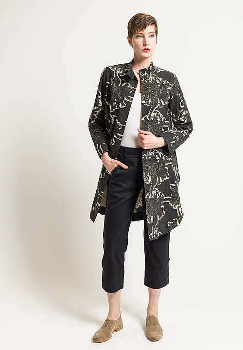Annette Görtz Bow Shirt Jacket in Zen