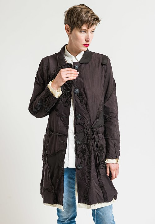 By Walid Martha Jacket in Black