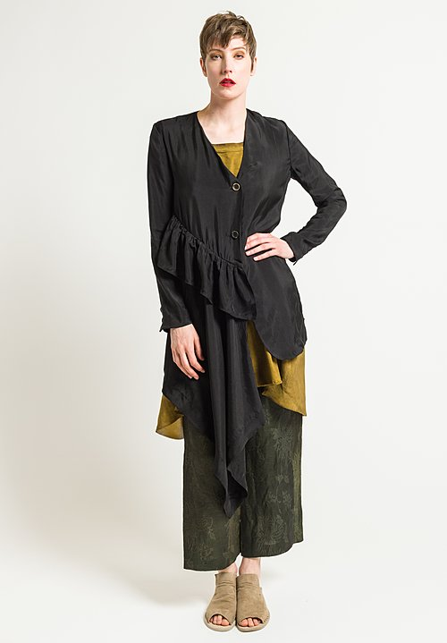 Uma Wang Moulay Kolena Jacket in Black