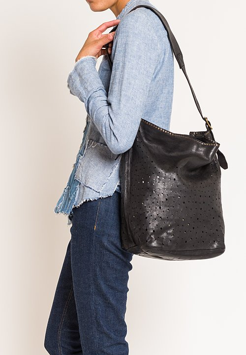 Campomaggi Handbag in Black