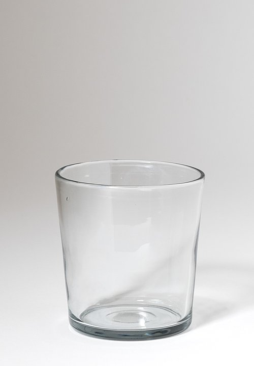 Cinq Etoiles Handmade Water Glass Clear
