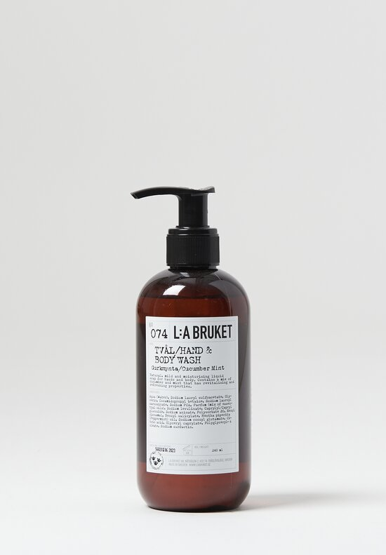L:A Bruket Liquid Hand & Body Soap