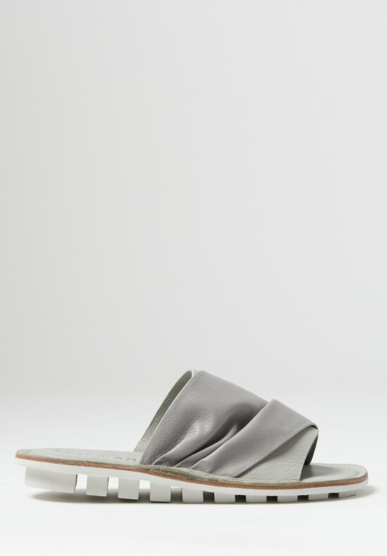 Trippen Drift Sandal in Cloud/Pearl
