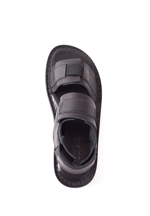 Trippen Interval Sandal in Black