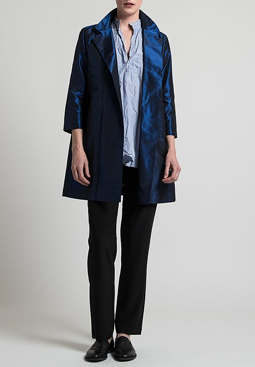 Daniela Gregis Punto Jacket in Electric Blue
