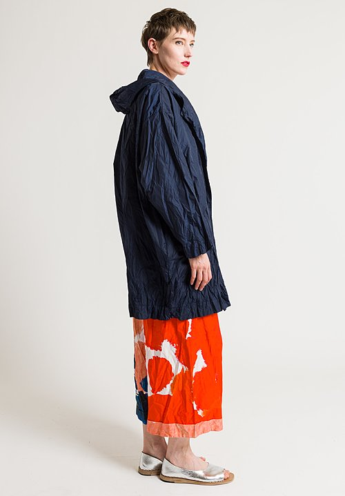 Daniela Gregis Sail Jacket in Navy Blue