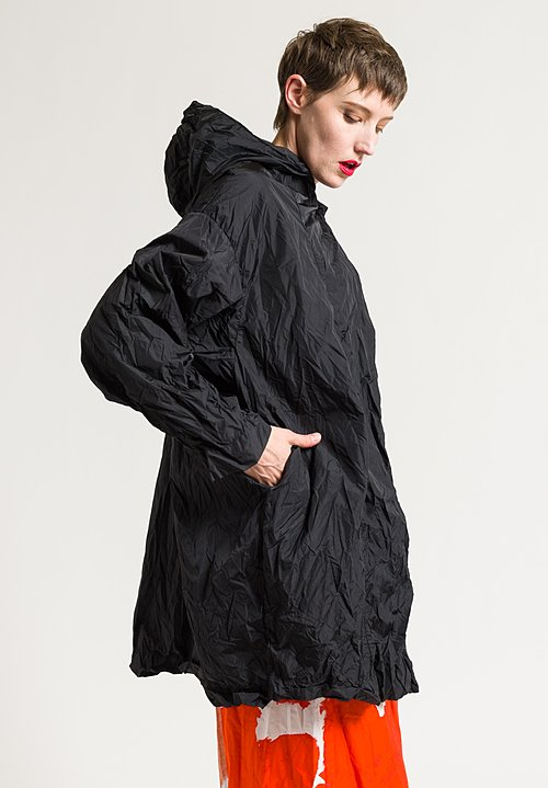 Daniela Gregis Sail Jacket in Black