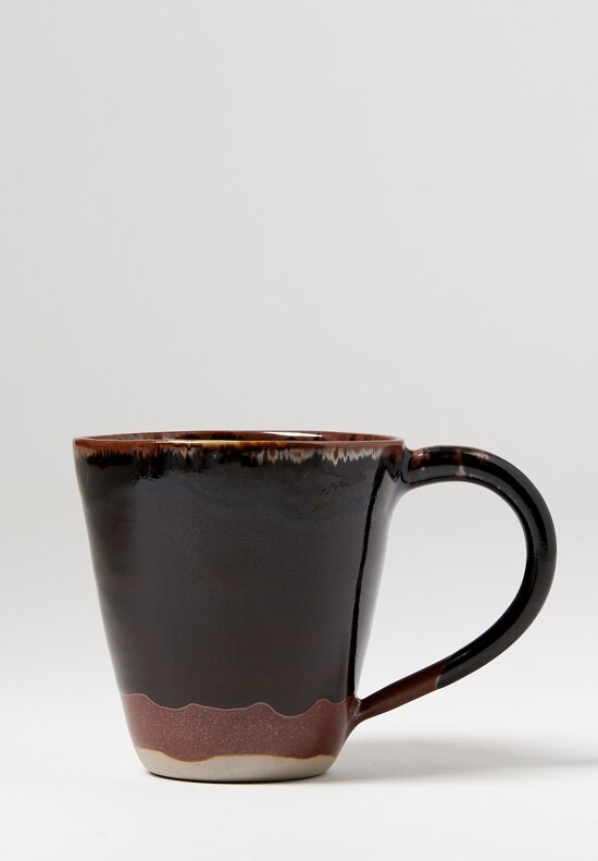 Christiane Perrochon Mug in Chocolate
