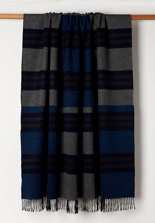 Alonpi Cashmere Lisel Plaid Throw