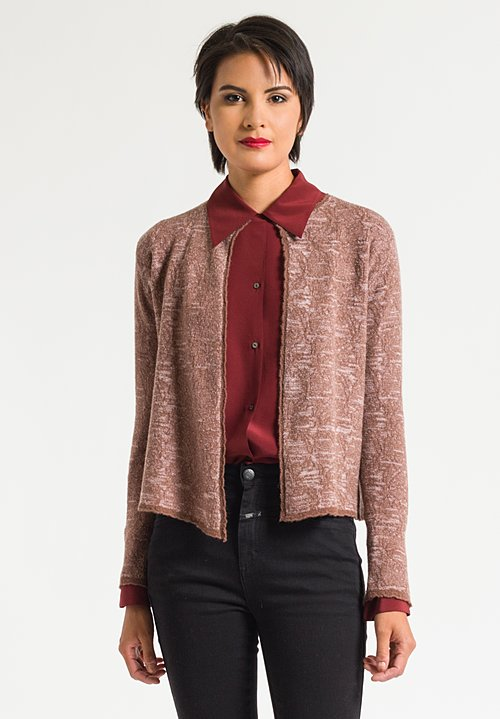 Lainey Keogh Cardigan in Rose