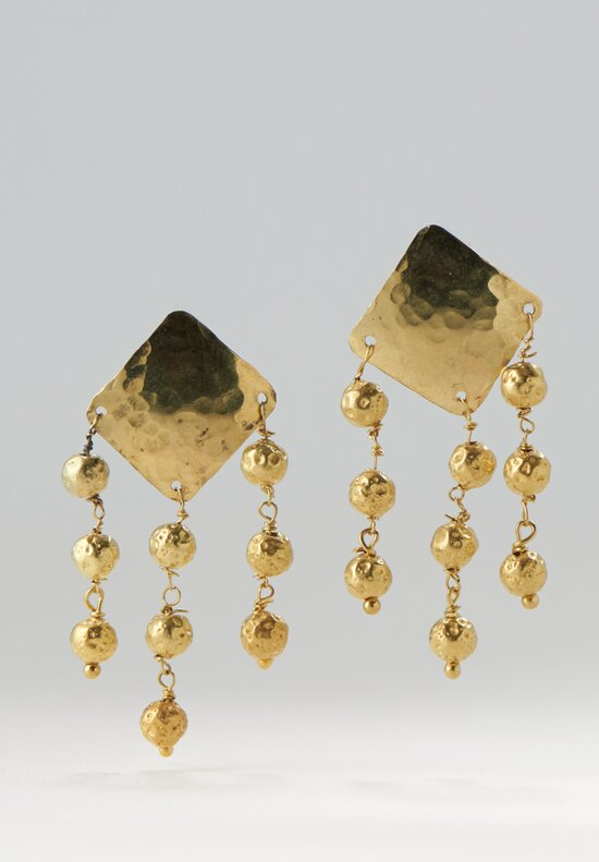 Greig Porter 18K, Dangle Earrings