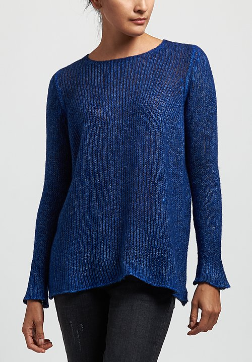 Avant Toi Loose Knit Sweater in China