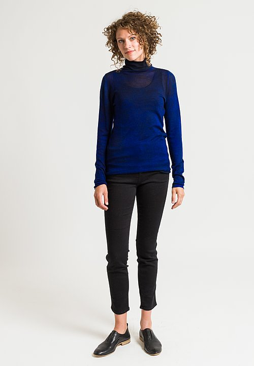 Avant Toi Lightweight Turtleneck Sweater in China