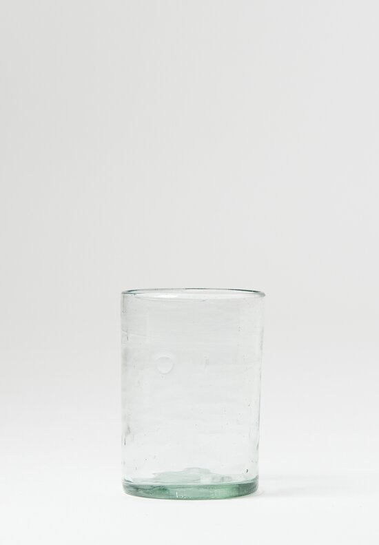 La Soufflerie Handblown Transparent Tumbler Glasses