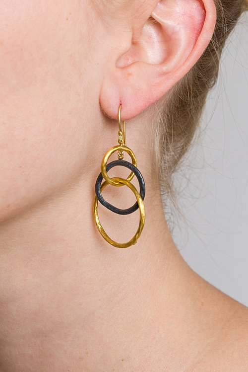 Lika Behar Link Earrings