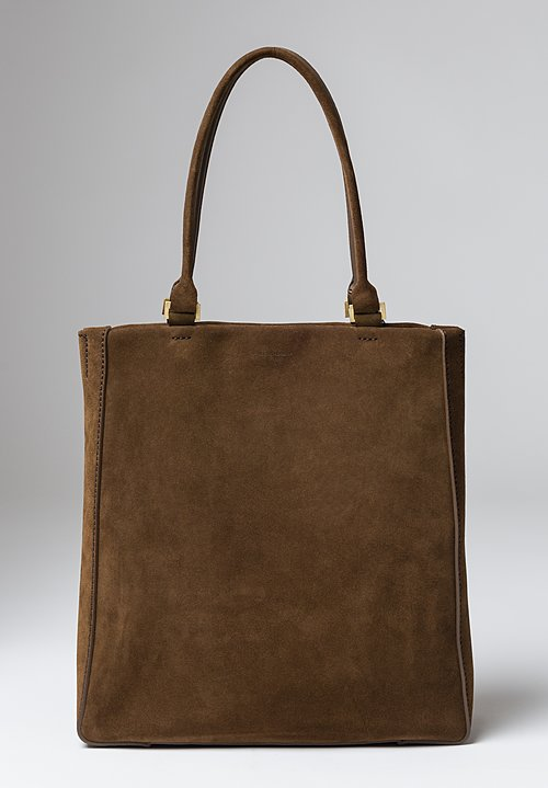 Stiebich & Rieth So Long Bag in Whisky Suede