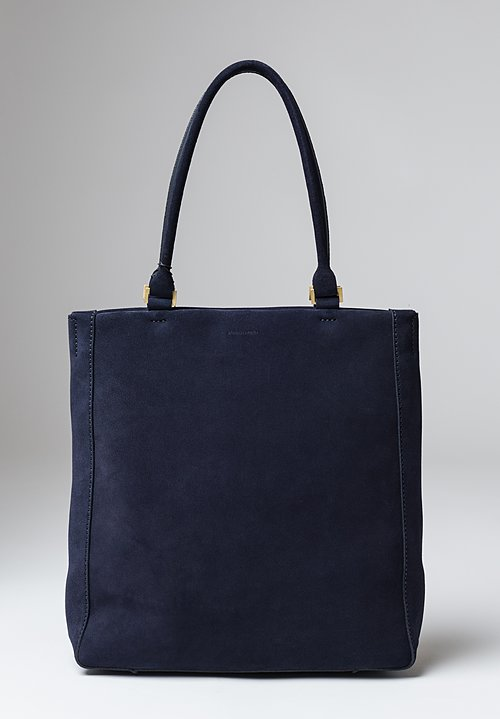 Stiebich & Rieth So Long Bag in Ink Suede