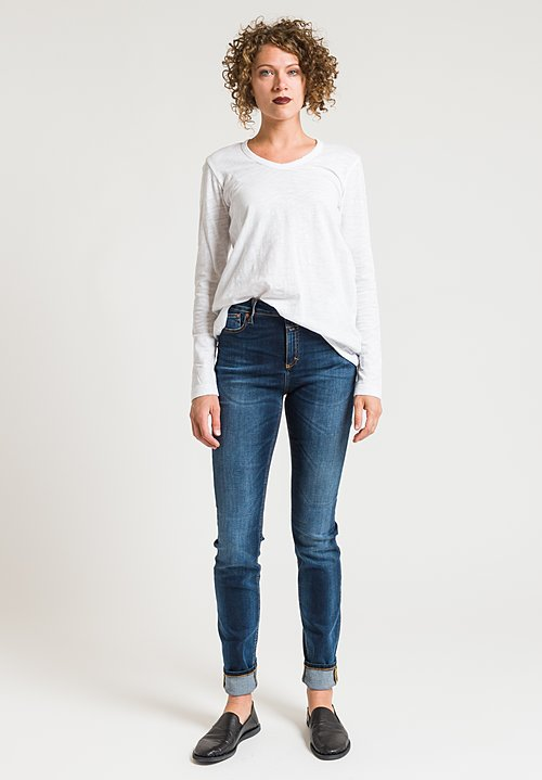 Closed Lizzy Skinny Fit Jeans in Easy Wash