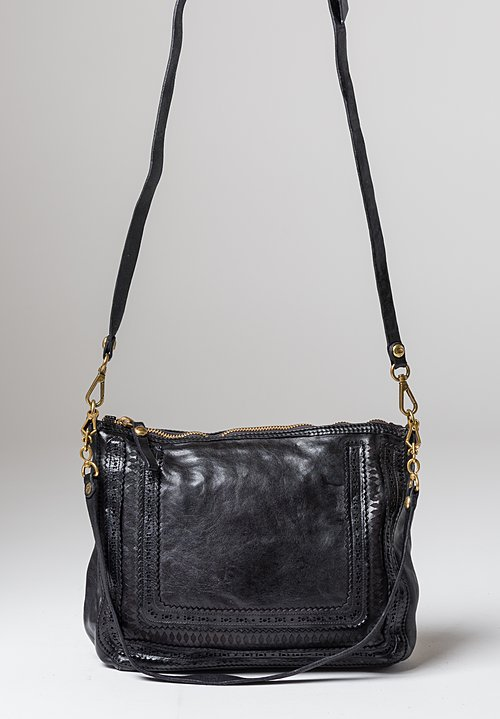 Campomaggi Corallo Bag in Black