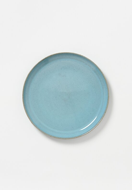 James & Tilla Waters Handmade Chün Stoneware Plate