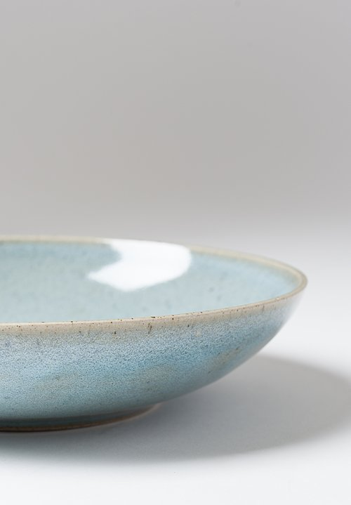 James & Tilla Waters Medium Handmade Chün Stoneware Bowl