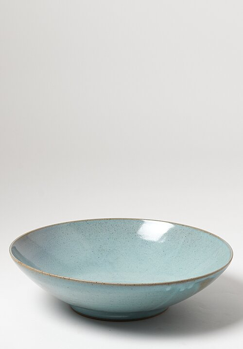 James & Tilla Waters Handmade Chün Stoneware Serving Bowl