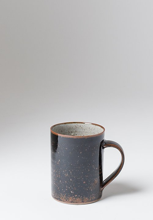 James & Tilla Waters Handmade Tenmoku Stoneware Mug