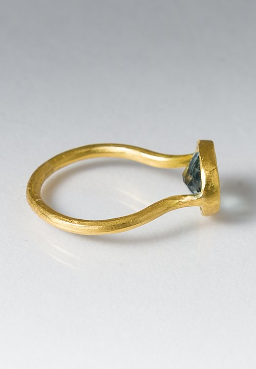 Margery Hirschey Apatite Ring