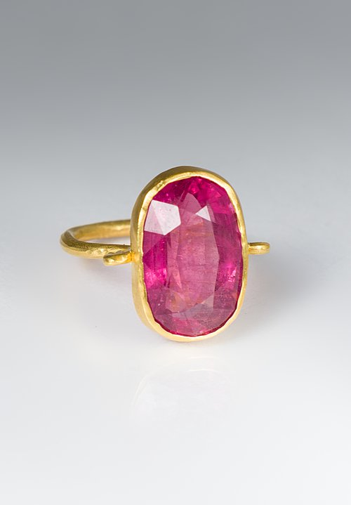 Margery Hirschey Tourmaline Ring