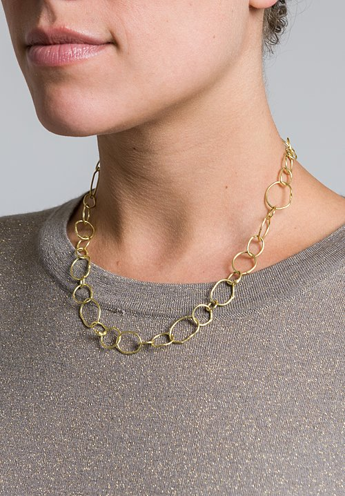 Disa Allsopp 18K Chain Necklace