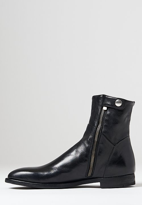 Officine Creative Sandie Ignis Boot in Nero