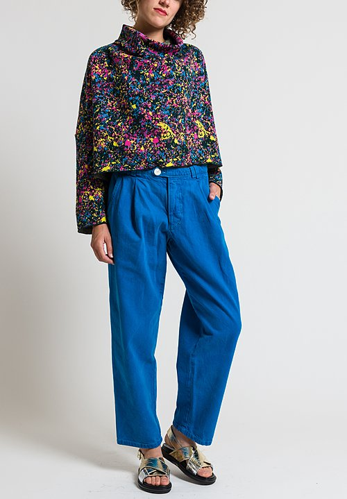 Anntian Big Jeans in Blue