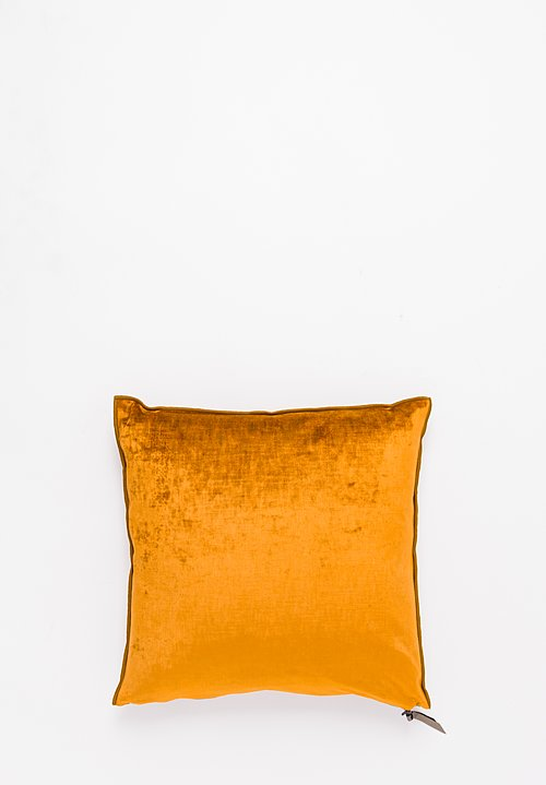 Royal Velvet Square Pillow